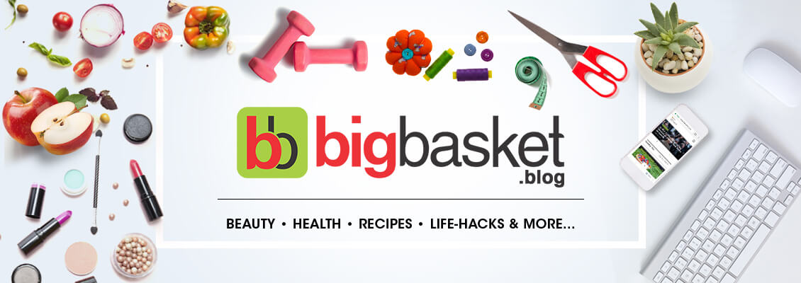 fruits, vegetable, beauty, life hacks-Big Basket