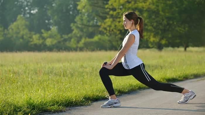 Workout-exercise routine
