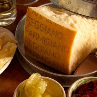 Cheeses of Emilia-Romagna